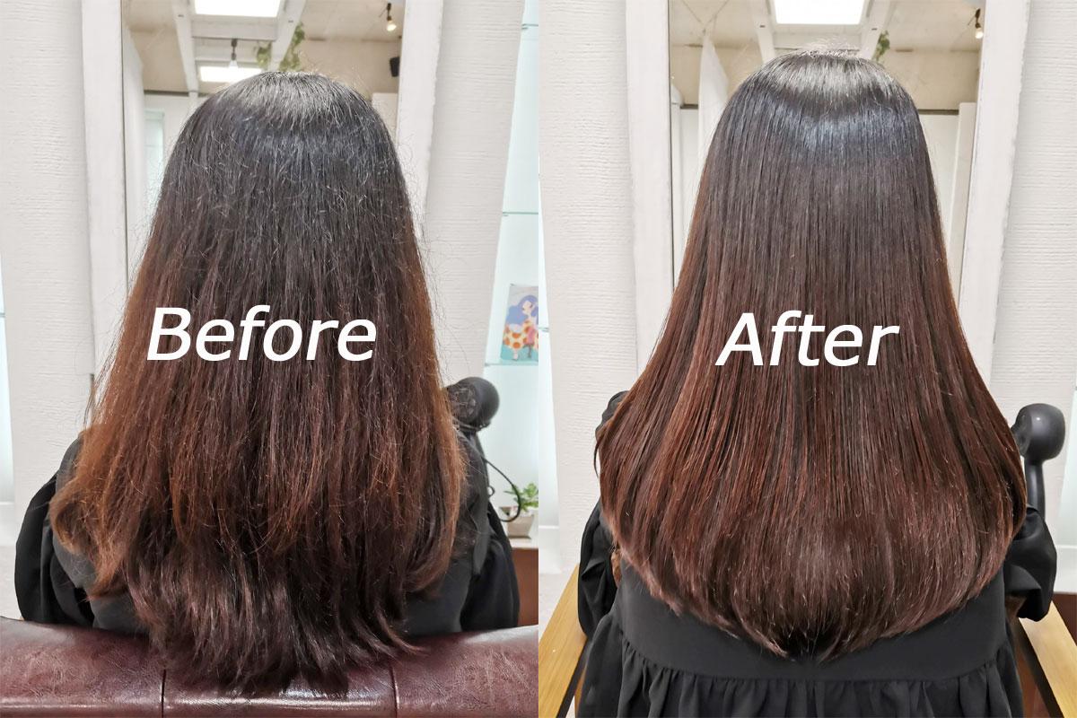 【料金】髪質改善シャイントリートメント